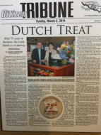 2014 issue of the Tribune