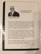 Letter from Crampton Helms
